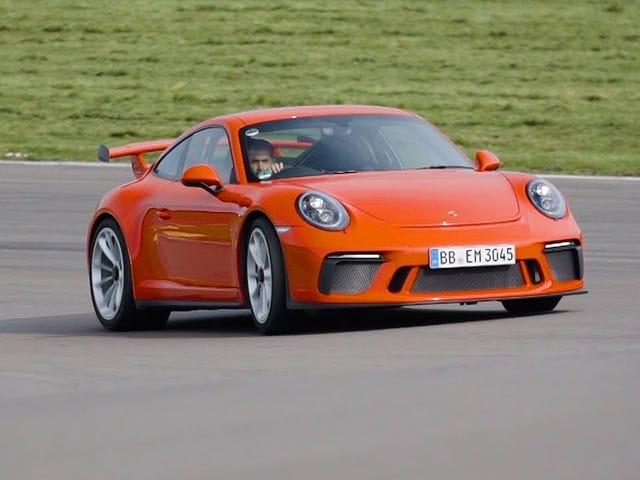 O novo Porsche 911 GT3 está em uma classe própria <em></em><em></em>