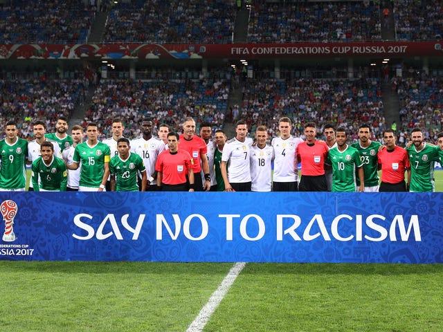 La FIFA met une nouvelle couche de peinture inutile sur ses règles anti-racisme
