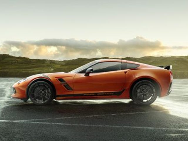 C7 Final Edition, Europe Only