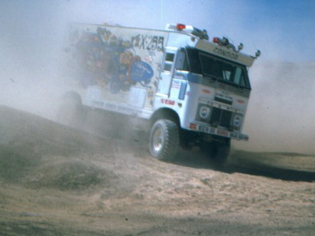 This Insane, Off-Roading Motorhome Ran The Baja 1000