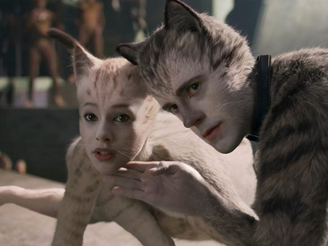 I Think I Watched the Patched Version of Cats
