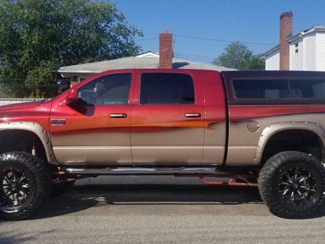 At $39,999, Is This Custom 2008 Dodge Ram 2500 Mega Cab a Mega Big Deal?