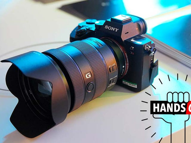 Sony's Crazy A7R Mark III Is Way More Camera Than You Probably Need, But That's What Makes It So Fun
