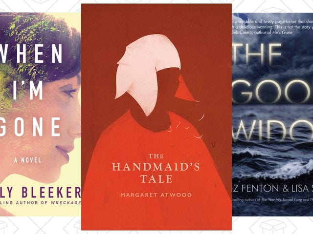 This Sunday's Kindle Ebook Sale Is Full of Best Sellers