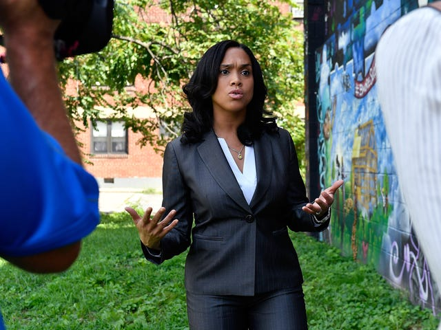 After Freddie Gray, Marilyn Mosby Intends to Keep on Fighting the Good Fight