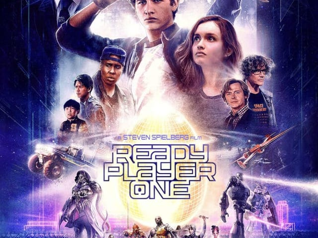 'Ready Player One' Serves Up a Smorgasbord of Nostalgia with 1-D Characters and Paint-By-Numbers Plot