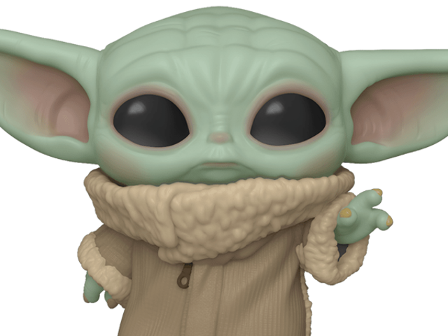 El Baby Yoda Funko Pop está aquí, y más juguetes vendrán el próximo año