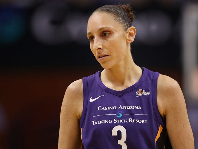 Diana Taurasi Just Doesn't Lose When It Matters