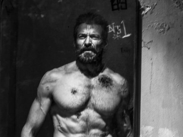 Catalogue Every Injury Wolverine Has Suffered in This New <i>Logan </i>Photo