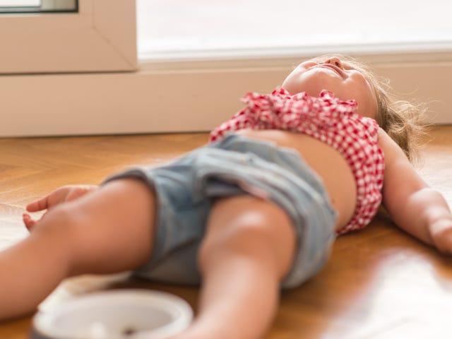 Hjælp børn med at slappe af med et 'hjernespil'