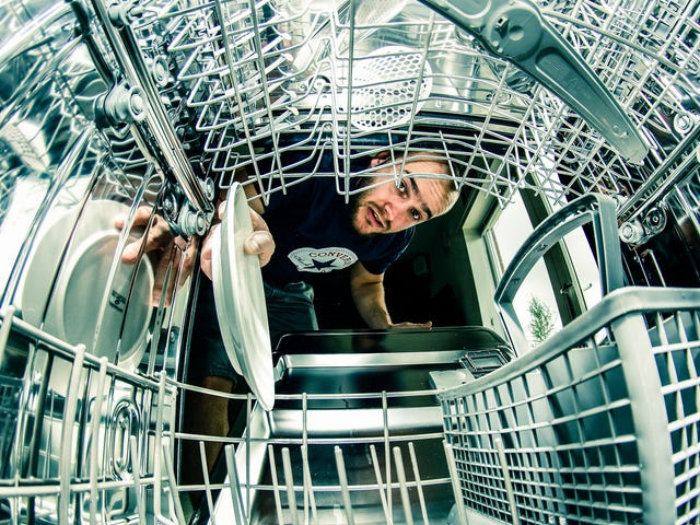 A Dishwasher Will Not Keep Your Valuables Safe in a Hurricane
