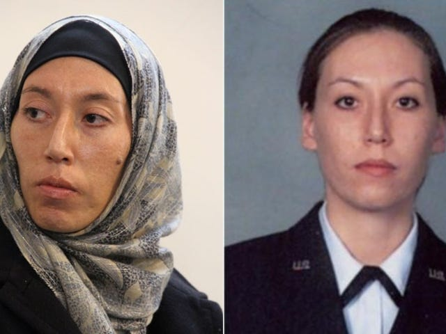 Feds Say Ex-Air Force Officer auttoi iranilaisia ​​Catfish American Spies Facebookissa