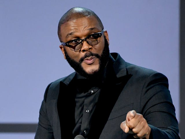 Building His Own: Tyler Perry Is Partnering With BET to Launch Streaming Service This Fall