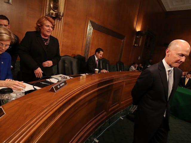 Post-Equifax, отказ американских законодателей защитить жертв, связанных с нарушением данных, гласит