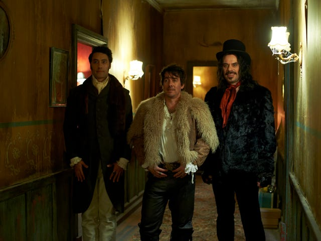 Fall In Love WithWhat We Do In The Shadows' Rude, Hilarious Vampires
