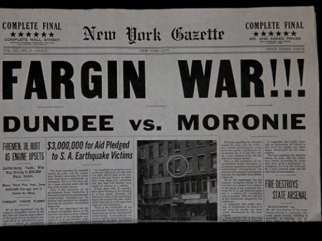 Fargin War!!!
