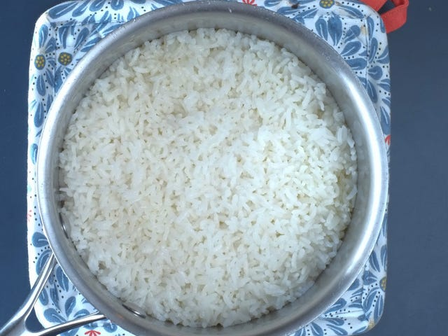 How to Make Perfect Rice Without a Rice Cooker