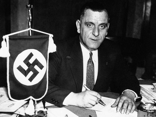 America's Top Nazi Sued Warner Bros. for Libel in 1939 Because He Didn't Like the Movie Confessions of a Nazi Spy