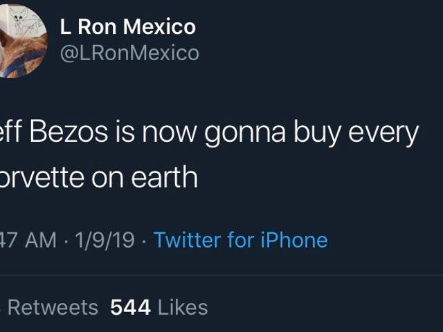 This is a good tweet.