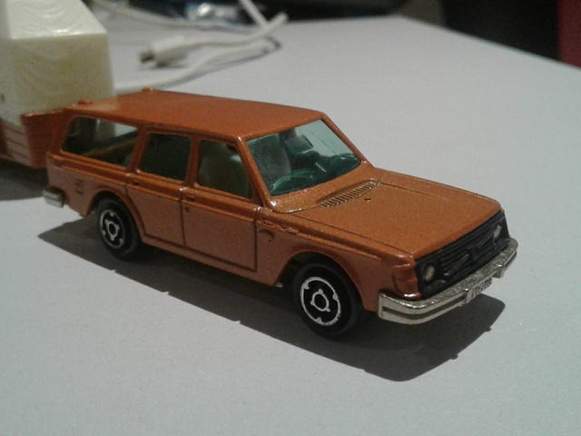 Majorette Volvo 245 DL