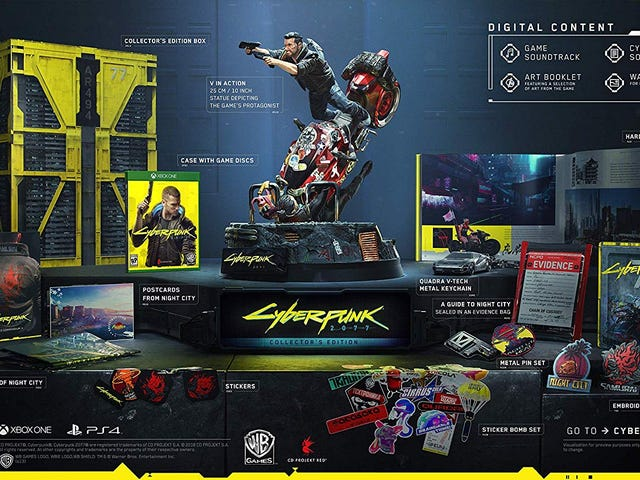 """<a href=""""https://news.theinventory.com/psa-you-can-preorder-cyberpunk-2077s-almost-certain-to-1835362085"""" data-id="""""""" onClick=""""window.ga('send', 'event', 'Permalink page click', 'Permalink page click - post header', 'standard');"""">PSA: You Can Preorder <i>Cyberpunk 2077&#39;s </i>Almost-Certain-To-Sell-Out Collector&#39;s Edition</a>"""