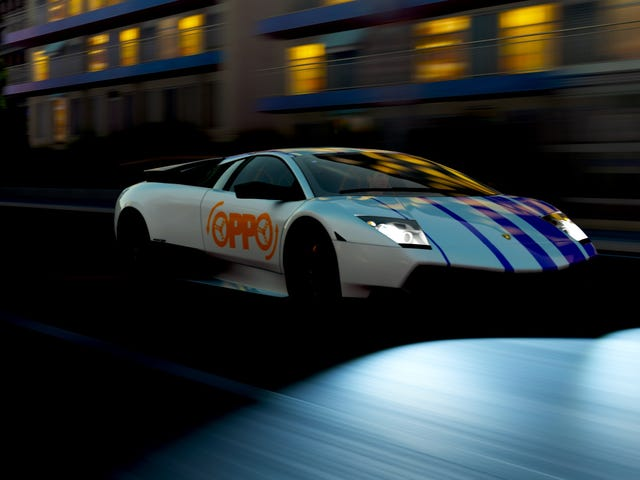 Forza Horizon Oppo Decal