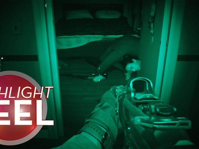 Modern Warfare Glitch Looks Like A Horror Game