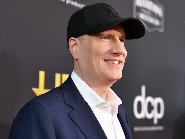 ABC θέλει να κάνει περισσότερα τηλεοπτικά επεισόδια Marvel και σχέδια για να μιλήσει με τον Kevin Feige για αυτό