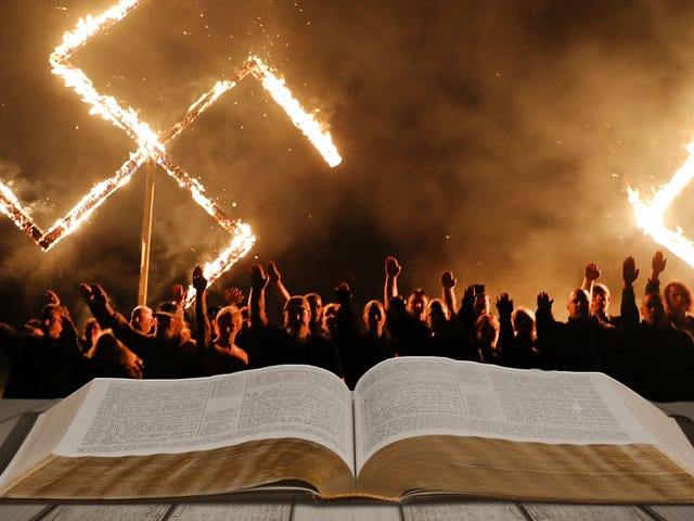 A Brief History of People Using Romans 13 to Justify White Supremacy