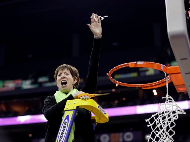 This Was Muffet McGraw's Masterpiece, And Notre Dame's Next Season Could Be Even Better