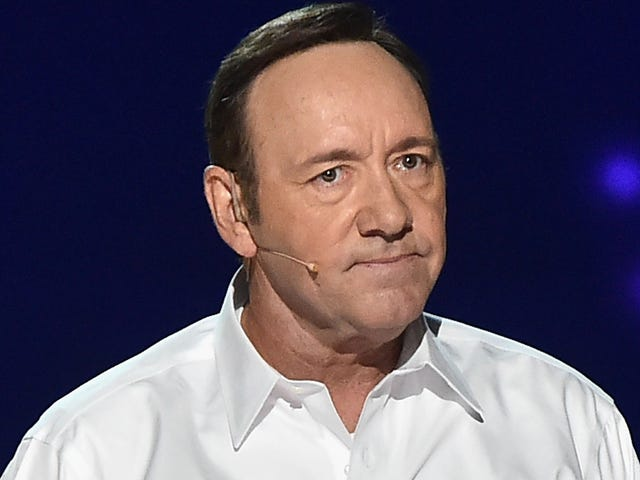 Damn, Kevin Spacey. Are You an N-Word-Dropping Racist, Too?