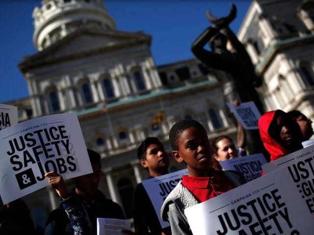 Baltimore's Latest Plan to Clamp Down on Crime: Tricking and Trapping Youths