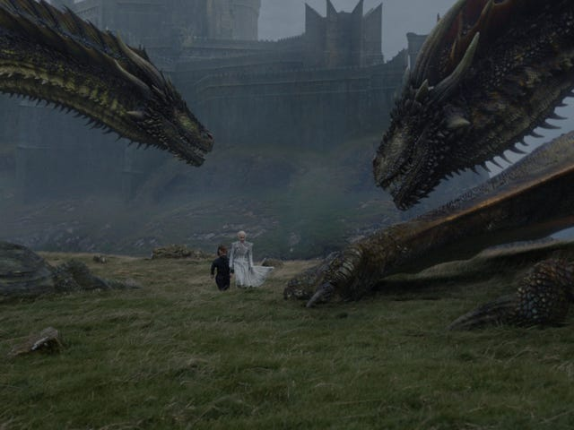 <i>Game of Thrones</i> preso tutto al livello successivo
