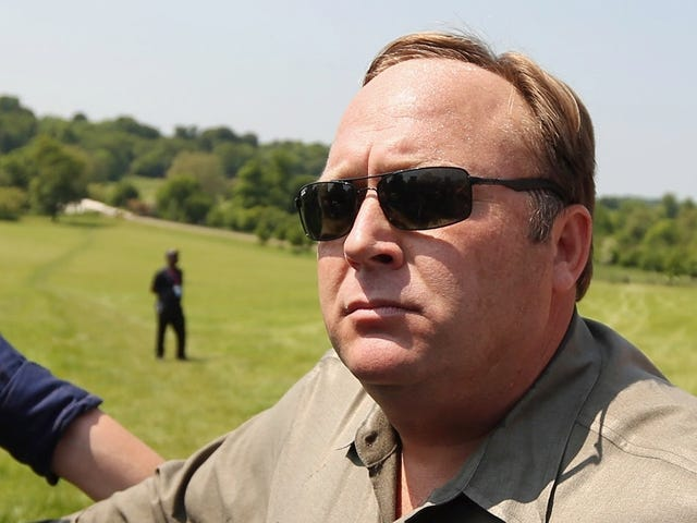 Vimeo Removes InfoWars Content as Alex Jones Seeks Friendly Channels for His Media Empire