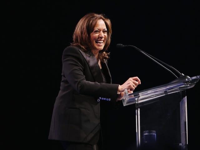 Cha-Ching!  Kamala Harris har ökat $ 12 miljoner så långt för presidentbud