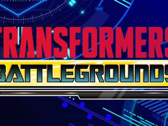 There's a new Transformers game coming later this year called Transformers: Battlegrounds