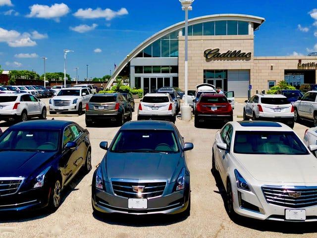 Θα πάρω μια καλύτερη προσφορά εάν αγοράσω δύο αυτοκίνητα από τον ίδιο έμπορο;