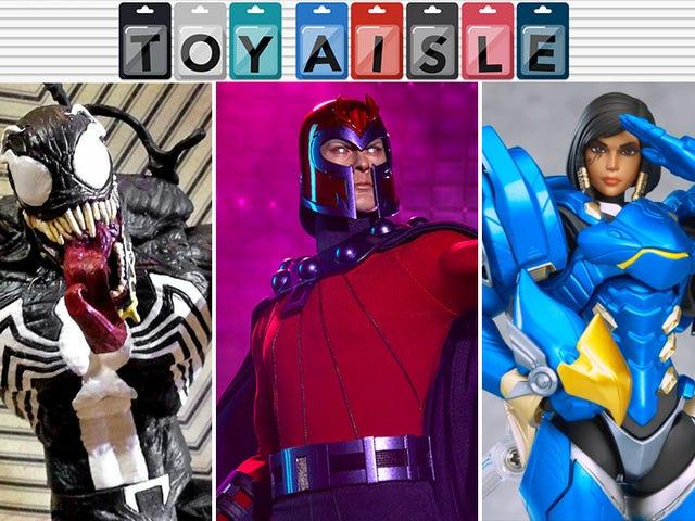 Το Magneto παίρνει ένα λαμπερό νέο σχήμα, και περισσότερα από τα πιο λαμπερά παιχνίδια της εβδομάδας