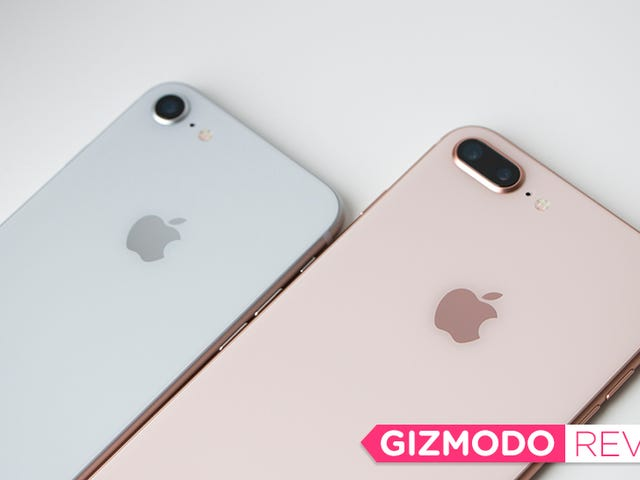 One Week With the iPhone 8