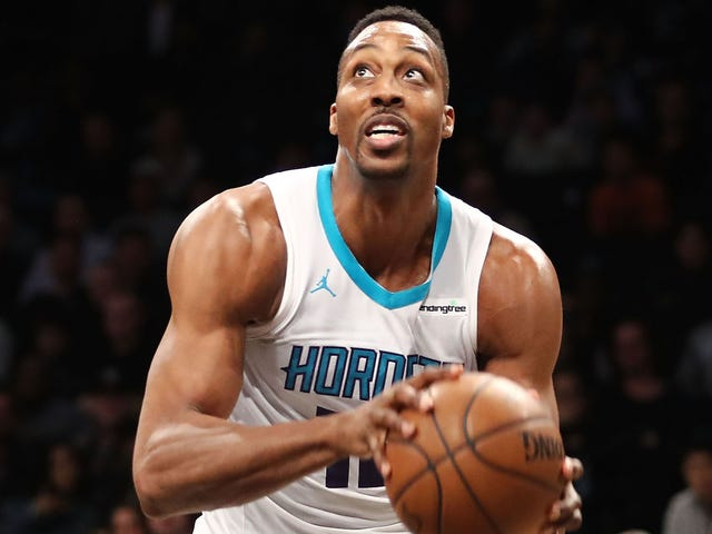 Holy Shit, Dwight Howard spillede som om det var 2008 i aften
