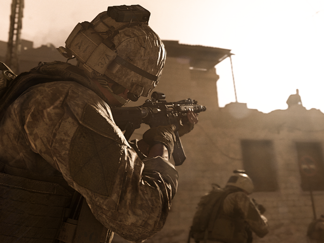 I Ditching Paid Maps, Call Of Duty endelig kommer med programmet