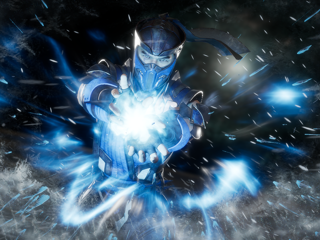 Sub-Zero Can Turn Invisible In Mortal Kombat 11 With A Very Specific Glitch