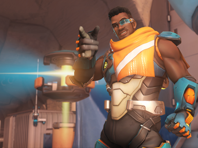 Overwatch's newest hero, combat medic Baptiste, is coming to live servers on March 19