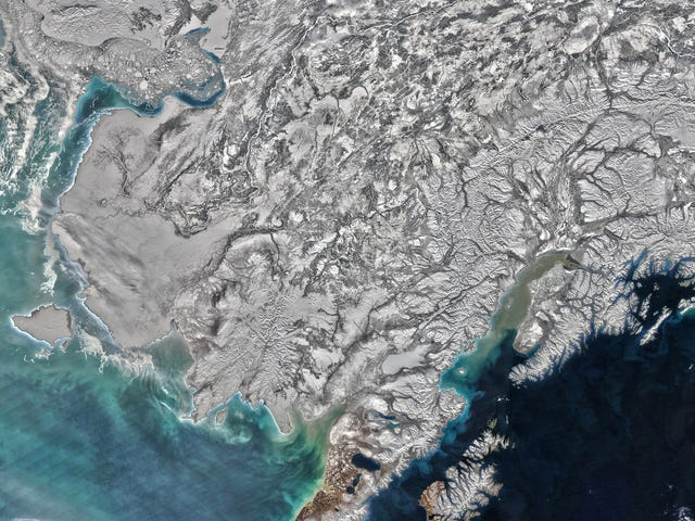 La vieille glace de mer arctique est virtuellement disparue - et c'est mauvais [Mise à jour]
