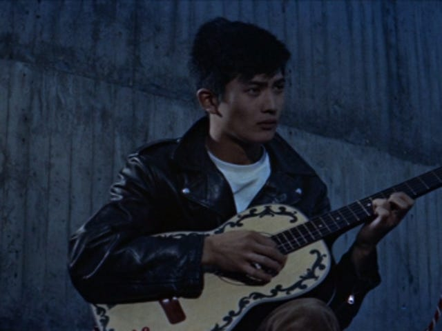 Gitar ve Gangster