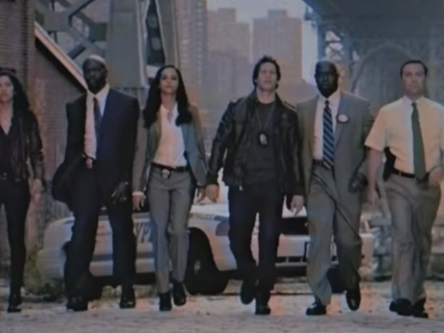 NBC goes full '80s with this trailer for Brooklyn Nine-Nine's February return