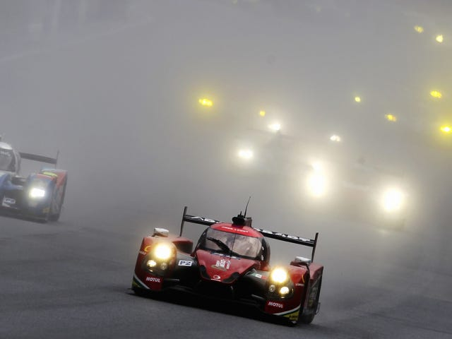 Перший 6 Годин Le Mans був Гарний, Чистий Бій