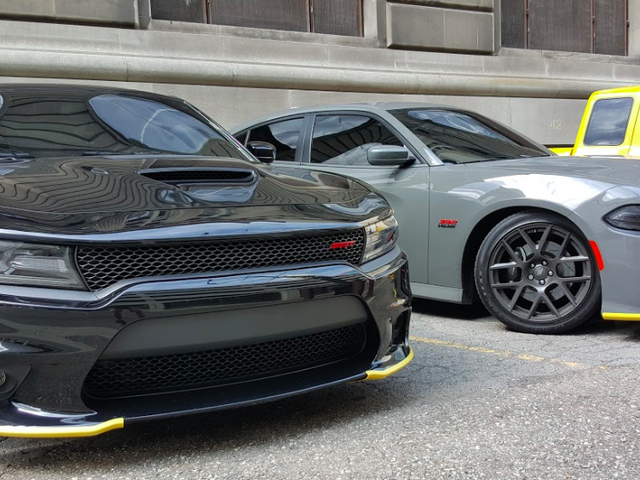 Temporary 'Air Dam Shipping Covers' Are the Hottest Mod For Dodge Challengers and Chargers