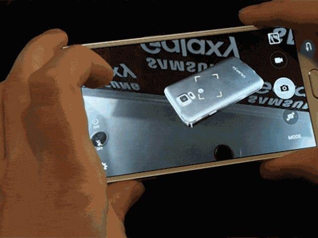 Probamos para sa Samsung Galaxy S6: tingnan ang Samsung mula sa iba't-ibang mga antas