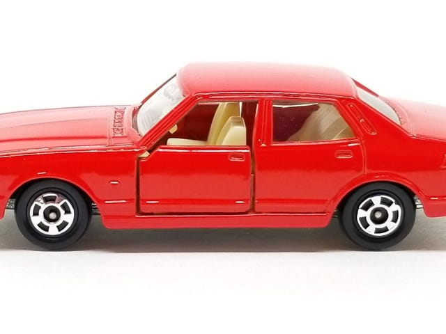 [REVISÃO] Tomica Nissan Bluebird 2000 G6-EL